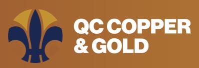 QC Copper & Gold
